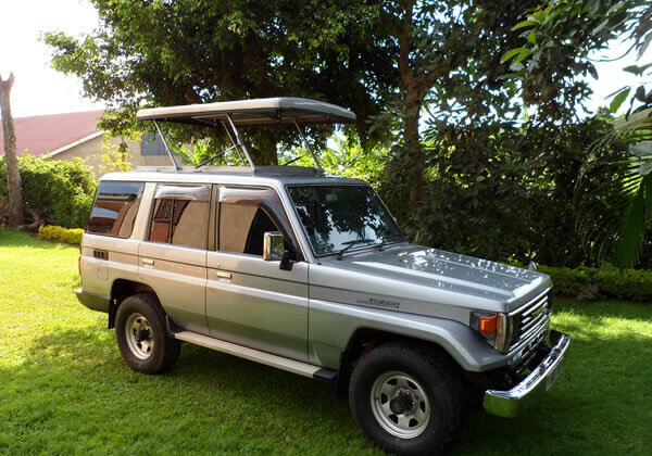 Land Cruiser Roof Popup