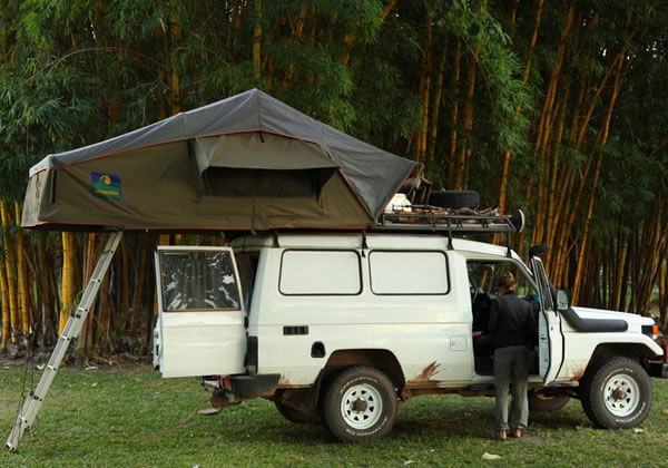 Land Cruiser Rooftent