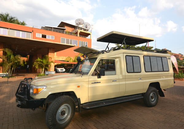 Tourist Land Cruiser Extended