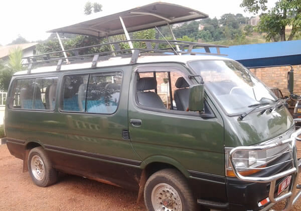 Toyota Hiace Roof Hatch