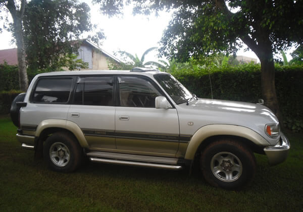 Toyota Land Cruiser VX