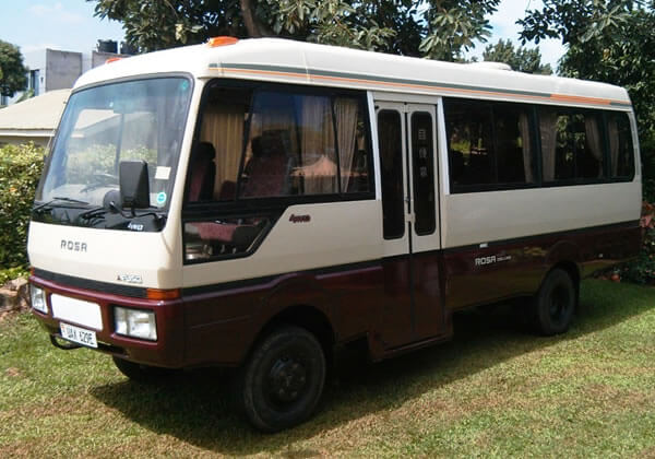 Toyota ROSA Costa Bus